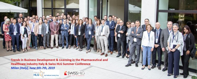 Swiss HLG Summer Conference 2019 - Swiss Healthcare Licensing Group